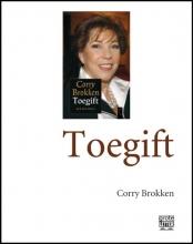 Corry  Brokken Toegift - grote letter