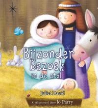 Juliet  David Bijzonder bezoek in de stal