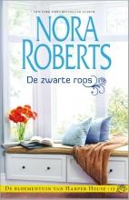 Nora  Roberts De zwarte roos - De bloementuin van Harper House 2