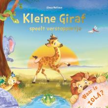 Elke Doelman , Kleine Giraf speelt verstoppertje
