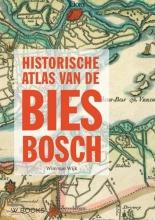 Wim Wijk , Historische atlas van de Biesbosch