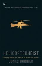Jonas  Bonnier Helicopter Heist