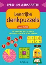 ZNU Speel- en leerkaarten - Leerrijke denkpuzzels (vanaf 9 jaar)