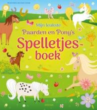 , Mijn leukste Paarden en Pony`s spelletjesboek
