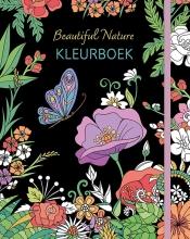 , Beautiful Nature kleurboek