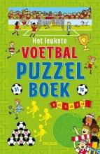 Clive GIFFORD , Het leukste voetbal puzzelboek