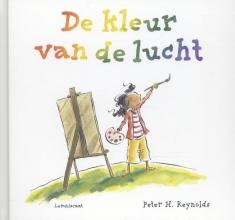 Peter H.  Reynolds De kleur van de lucht