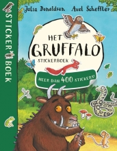 Julia  Donaldson Het Gruffalo stickerboek