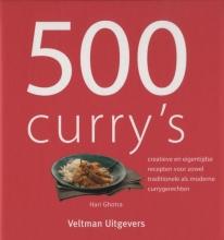 Hari Ghotra , 500 curry`s
