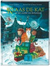 Anouk Overman Barend Last, Klaas de kat en het raadsel van Sinterklaas