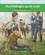 Gerard  Sonnemans Terugblikken leesboeken Vluchtelingen op de vuist