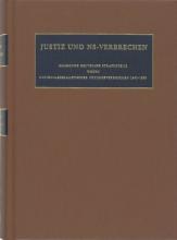 D.W. de Mildt C.F. Ruter, Justiz und NS-Verbrechen XXXVIII