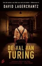 David  Lagercrantz De val van Turing