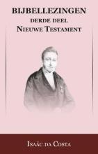 Isaac da Costa, Johan  Schimsheimer Nieuwe Testament
