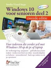 Studio Visual Steps , Windows 10 voor senioren deel 2