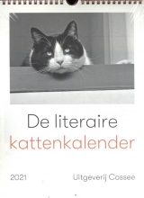 Cossee , De literaire kattenkalender 2021