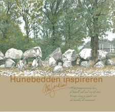 Arie Goedhart , Hunebedden inspireren