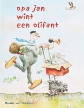M. van Dokkum Opa Jan wint een olifant