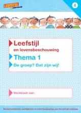 Paula Wessels Odile van Eck  Sabien Onvlee, Leefstijl en levensbeschouwing 4 Thema 1