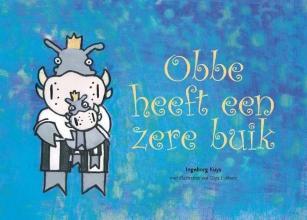 Ingeborg  Kuys Obbe heeft een zere buik