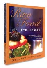 Jenny Ross Doreen Virtue, Raw food als levenskunst