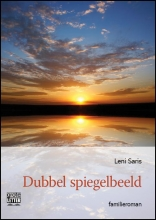Leni  Saris Dubbel spiegelbeeld - grote letter uitgave