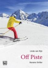 Linda van Rijn Off piste - grote letter uitgave