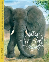Steve  Parker Dierendagboek - Olifant