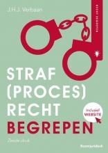 Joost Verbaan , Straf(proces)recht begrepen