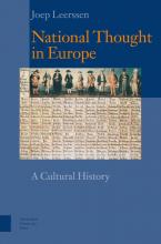 Joop  Leerssen National Thought in Europe