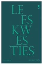 Jurgen Pieters , Leeskwesties