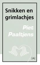 Piet  Paaltjens Snikken en grimlachjes