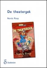 Nanda  Roep De theatergek - dyslexie uitgave