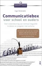 Inge  Verstraete Communicatiebox voor school en ouders