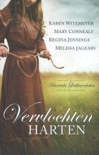 Karen  Witemeyer, Mary  Connealy, Regina  Jennings, Melissa  Jagears Vervlochten harten