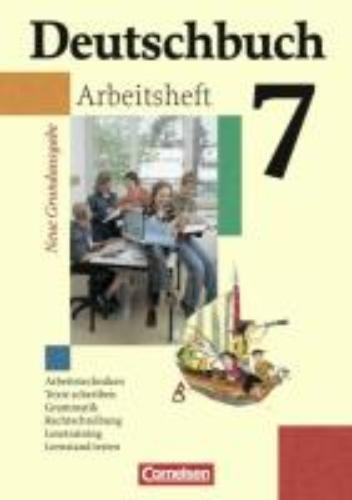 ,Deutschbuch 7. Schuljahr. Arbeitsheft mit Lösungen. Neue Grundausgabe