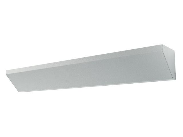 ,hoekelement Sigel akoestiek lichtgrijs, 1200x150x150 mm