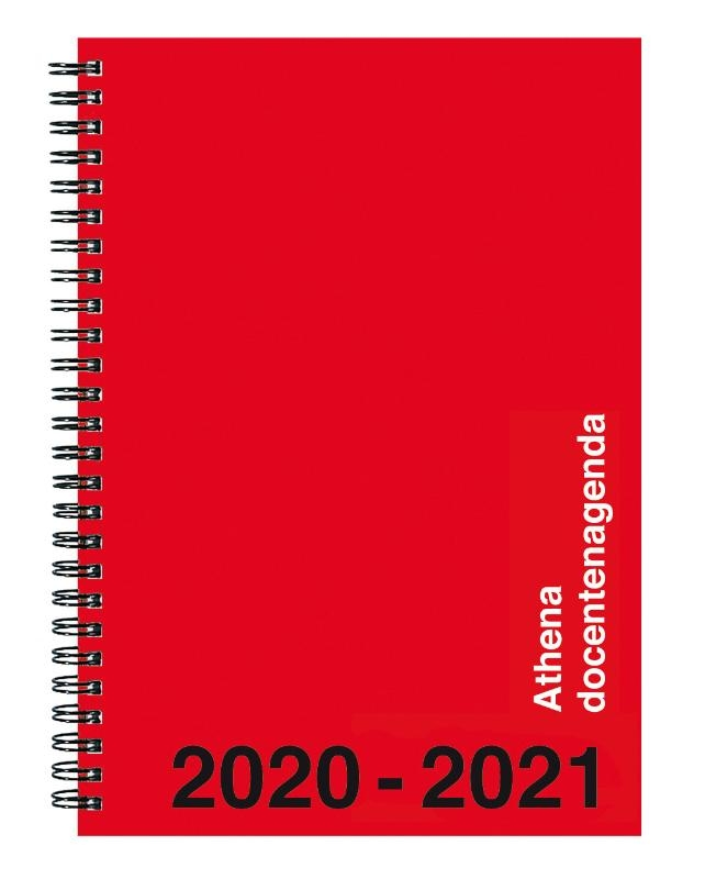 ,Athena Docentenagenda 2020-2021