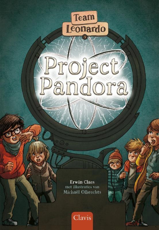 Erwin Claes,Project Pandora