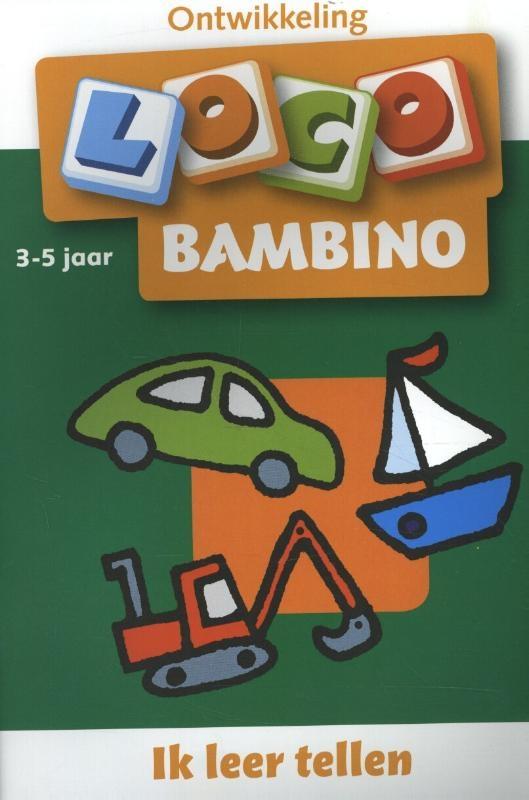 ,Loco bambino ik leer tellen