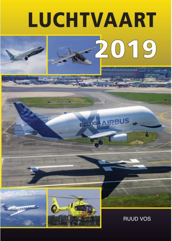 Ruud Vos,Luchtvaart 2019