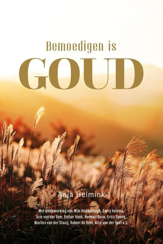Anja Helmink,Bemoedigen is Goud