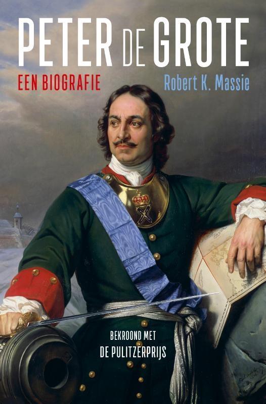 Robert K. Massie,Peter de Grote