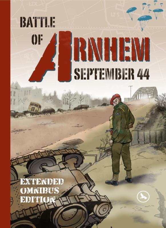 Hennie Vaessen,The Battle of Arnhem September 1944