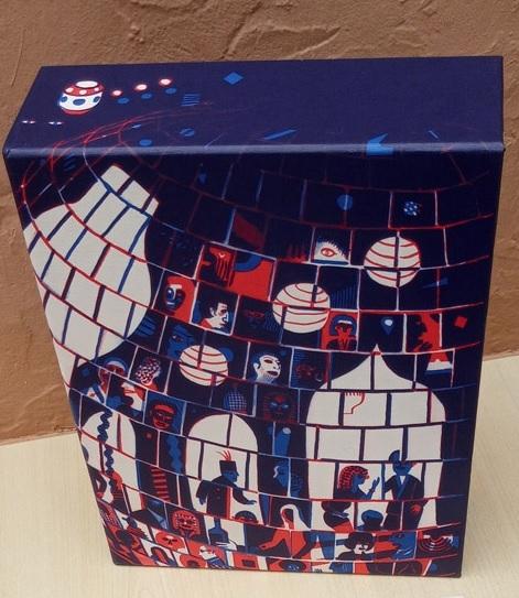 Brecht Evens,Box: Op weg naar waar je niet wil zijn
