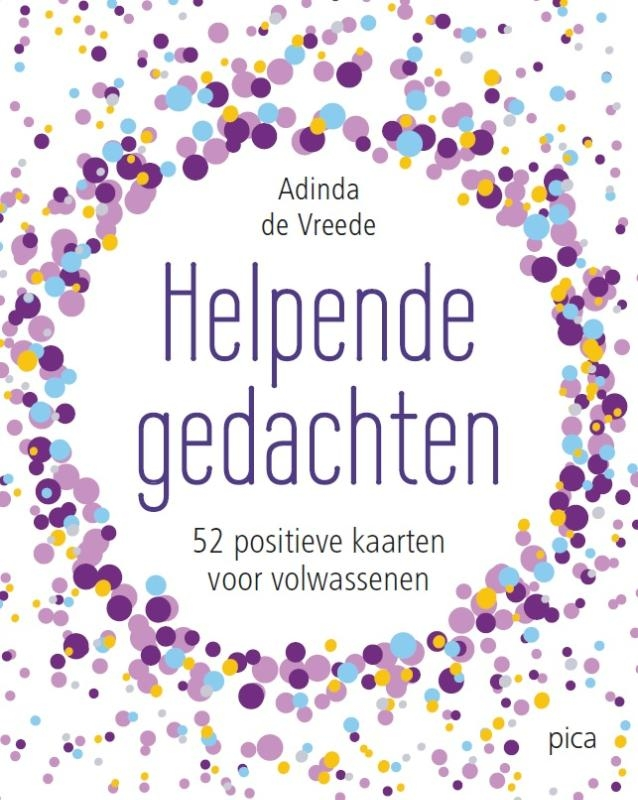 Adinda de Vreede,Helpende gedachten voor volwassenen