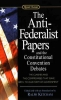 Ralph Ketcham,The Anti Federalist Papers