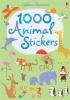 Watt, Fiona,1000 Animal Stickers
