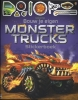 ,<b>Bouw je eigen monstertrucks Stickerboek</b>