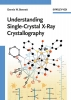 Bennett, Dennis W.,Understanding Single-Crystal X-Ray Crystallography